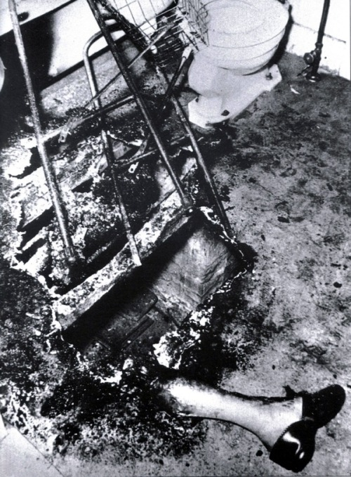 schizoidgenius:  Spontaneous Human Combustion