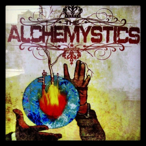 #Alchemystics playing at The Iron Horse in Northampton this Friday at 10pm. Sadly I don't think I'll be able to make it >.<