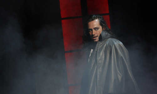 Constantine Maroulis as Edward Hyde in JEKYLL & HYDE. © CHRIS BENNION PHOTO.