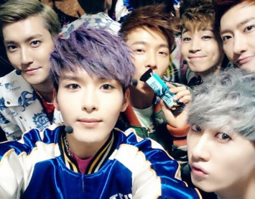 Super Junior-M Selca