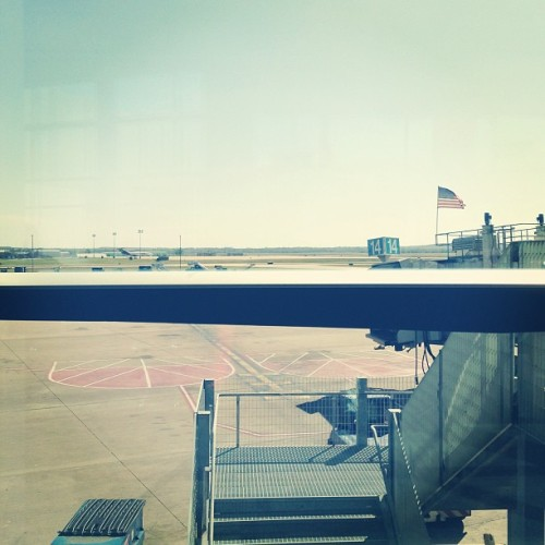 Farewell Austin ✌ (at Austin Bergstrom International Airport (AUS))