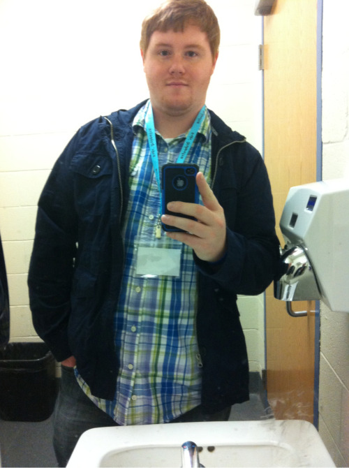 violaguy88:  Ready for my first day back teaching!  If I were in school again, I'd have a crush on a certain teacher.