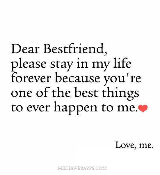 I Love You My Friend Quotes: #Friendship #Quotes Dear Bestfriend, Please Stay In My