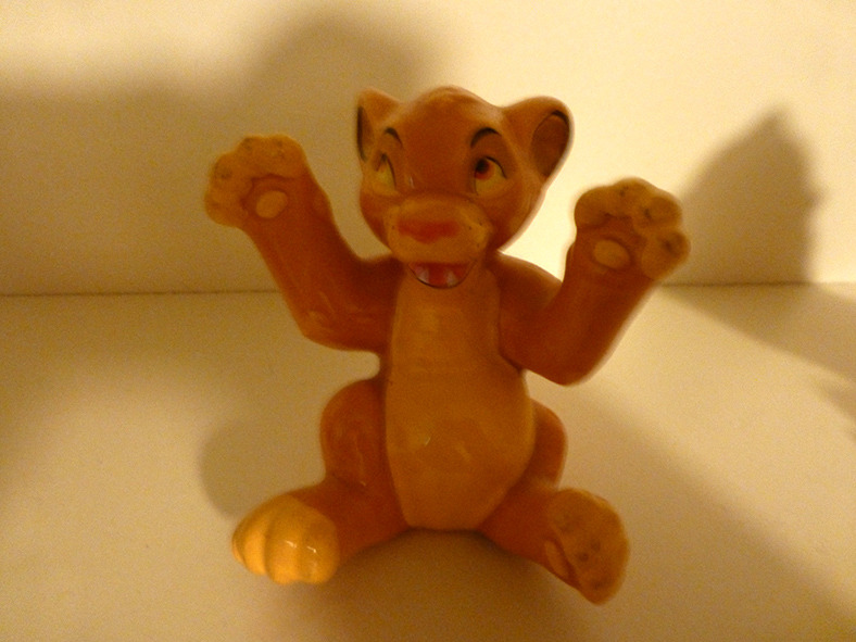 thedisneycollector:  Another Lion King Porcelain figure, Timon and Pumba was posted on ebay! My Ebay Name is : TheDisneyCollector All Proceeds will be going to my Fiance' and I's trip to Disney World for our anniversary!!