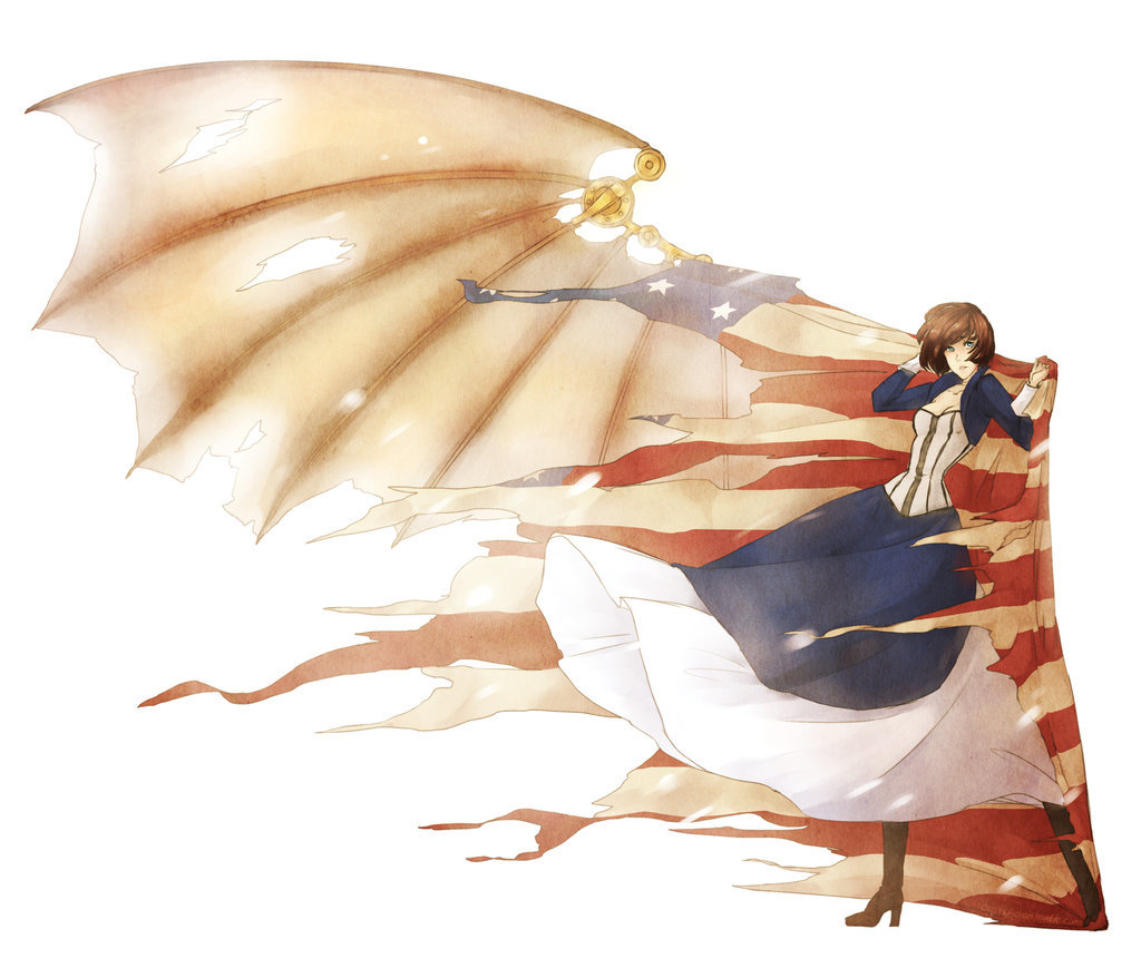 bioshockfanart:  (via Beast of America by *BlueHonk on deviantART)