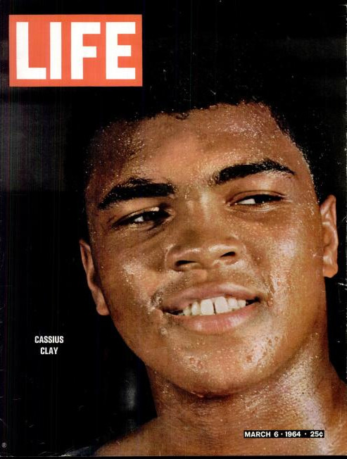 Happy Birthday Muhammad Ali! Life, March 6, 1964