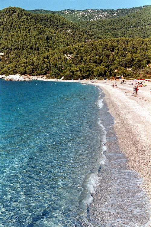 santoriniblog:  Skopelos island By images of greece