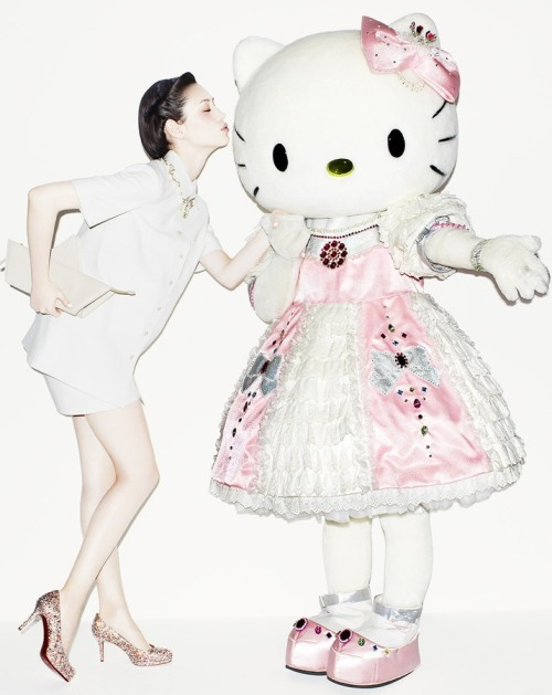 Kiko & Hello Kitty <3