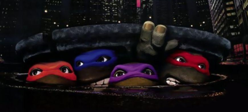 "Bay's Ninja Turtles Become Teenage Mutants, No More Aliens! ""It's the ooze!""  (more…)View Post"