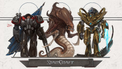 chuchuan:  StarCraft: Nostalgia by *Mr—Jack