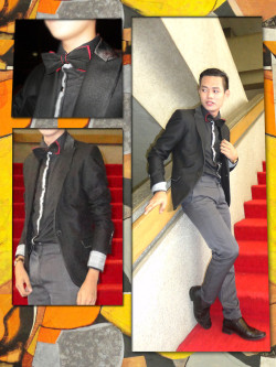 Graduation Suit 101 (by Enrico Buenaventura)