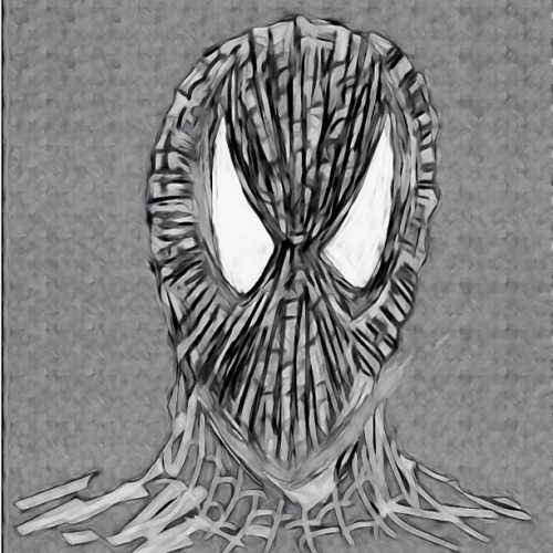 Playing on my #iPad. #drawing #draw #spiderman #marvel #comics