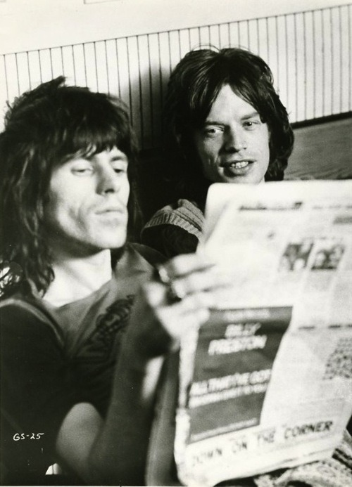 a-little-bit-of-music:  MICK & KEITH