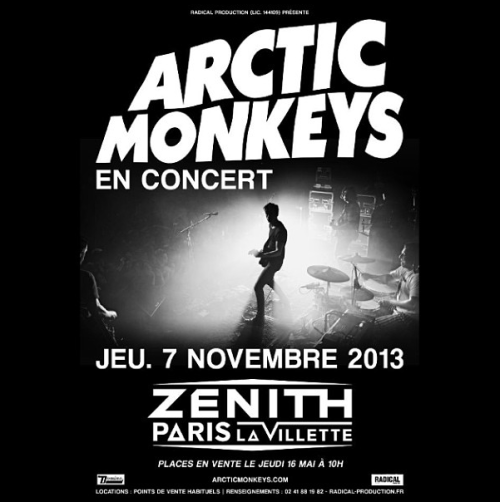 Alright, Paris — the boys are coming back for you. They'll be doing a show at the Zenith, 7 November 2013.  Buy your tickets here (on sale tomorrow)