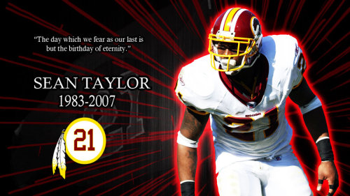 ufootball:  Happy Birthday and RIP to Sean Taylor, #ForeverACane   GONE BUT NOT FORGOTTEN.