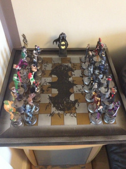 afreakorgeek:  daily-superheroes:  Here it is. My complete Batman Chess Set :-Dhttp://daily-superheroes.tumblr.com/  fuck you, amazing person!  wwwwwwwwaaaaaaaaaaaaaaaaaaaaaaaaaaaaaaaaaaaannnnnnnnt!!!!