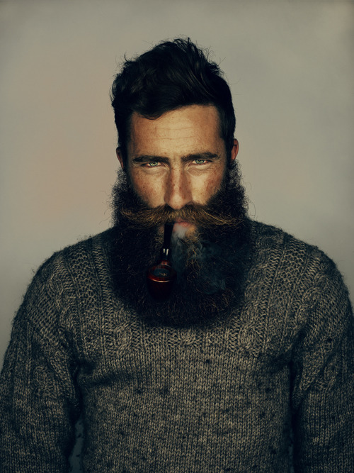 thewhiskysocial:  Epic Beard.
