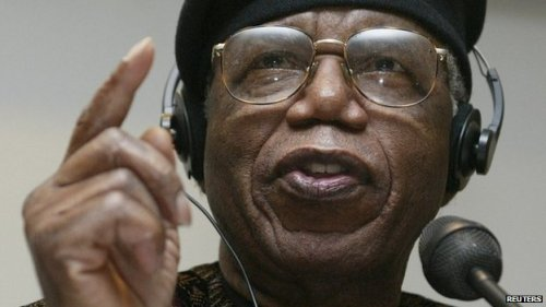 porridgeofknowledge:  I'm sad to hear that the famous author Chinua Achebe has died- but writers, particularly ones who have such wide sociological impact as he, live on through the influence of their literature. 'Things Fall Apart', 'Home and Exile' and 'Hope and Impediments' are all great works that give an alternative perspective of Africa, and life generally, than the Eurocentric mindset that dominates western society.  Issues which are as relevant now, including to tackle ongoing challenges we face in areas such global poverty and environmental degradation, as when they were published. Photo source and obituary via bbc.co.uk
