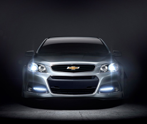 2014 Chevrolet SS. Adding some 4-door testosterone to Chevy's lineup.