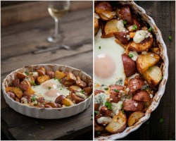 foodopia:  smoked potatoes and egg bake with paprika: recipe here