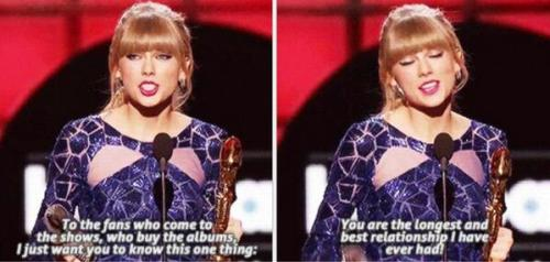 celob:  Taylor Swift - No one makes fun of Taylor Swift like Taylor Swift makes fun of Taylor Swift.