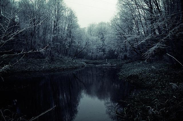cerulean twilight by Heli Lehtonen on Flickr.