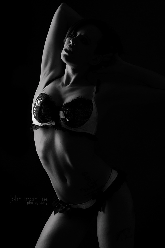 Model: BlackLotus Photography: John McIntire
