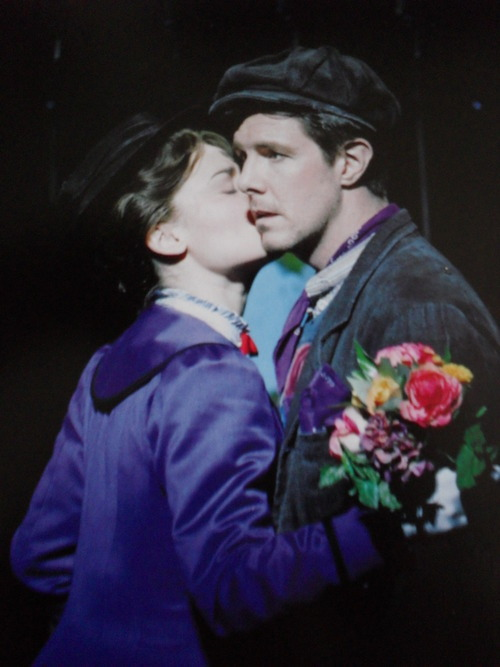 "yashunty:  This sunday we say au revoir to Mary Poppins on Broadway.""Till We Meet Again""November 6th, 2006-March 3rd 20132,619 performances"