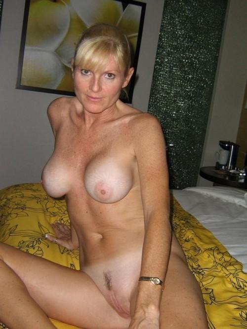 фото гола зрелая