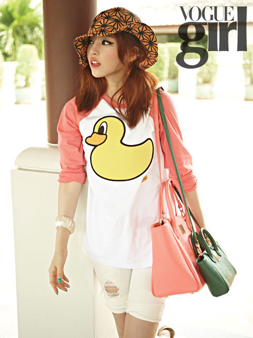 KARA: Hara - Vogue Girl (3)