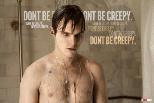 DON'T BE CREEPY and get tickets to Warm Bodies now: http://bit.ly/SeeWarmBodies