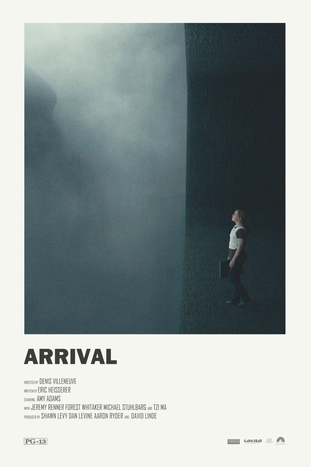 arrival alternative movie poster visit my store andrew