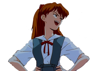 yung-tsundere:  A condescending transparent Asuka here to judge ur shitty ass blog