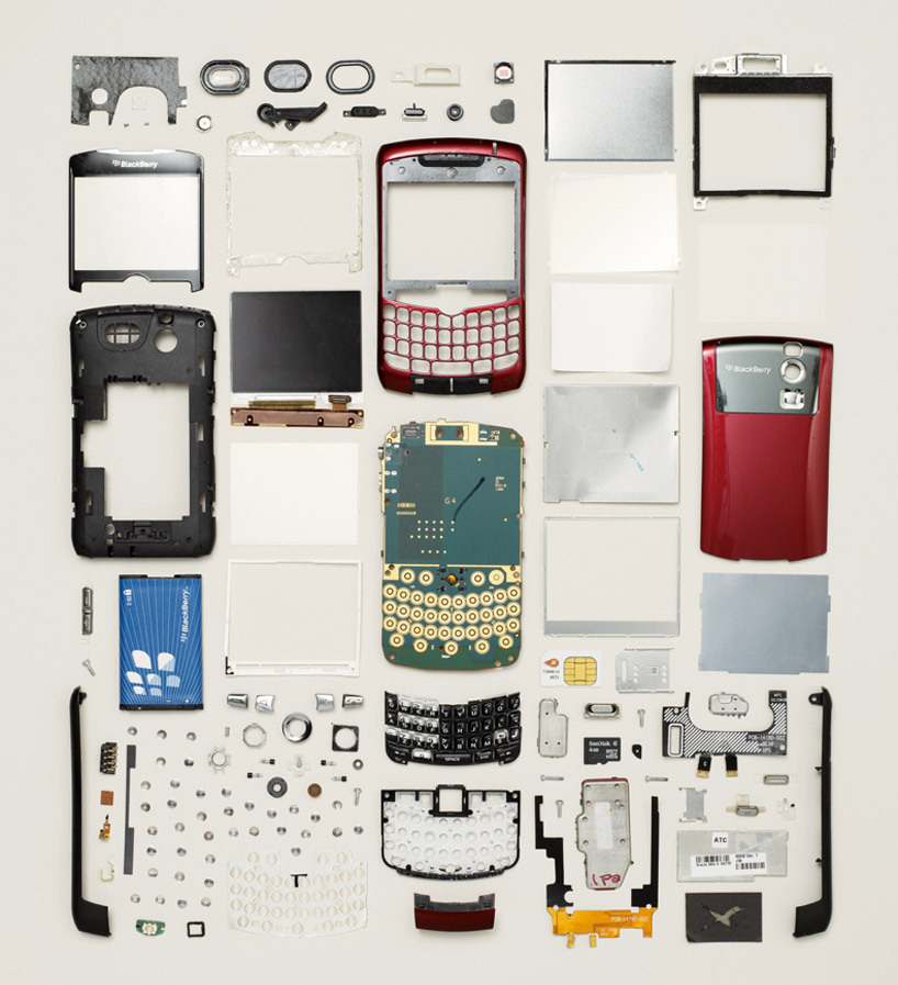 things come apart: a teardown manual for modern living by todd mclellan rodrigo db, designboom.com every piece of various household items - including a phone, lawnmower and typewriter - are meticulously taken apart, and arranged in an organized composition.The post things come apart: a teardown manual for modern living by todd mclellan appeared…