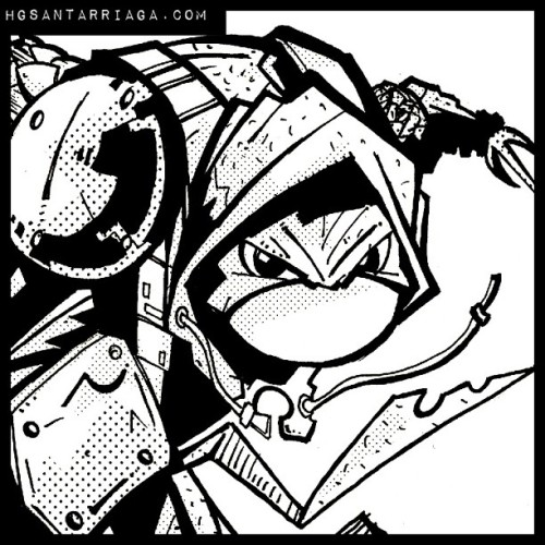 Dots over the turtle #tmnt #sketch #illustration #cowabunga #ninja