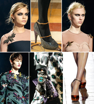 The most interesting accessories of the coming season (in my opinion): Lanvin Fall 2013 (Photos from Style.com)