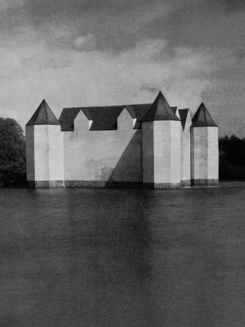 museumuesum:  Beni Bischof Castles – Added New Protection V, 2009  Inkjet Print, 128 x 90 cm
