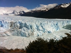 Perito Moreno Glacier, El Calafate, Patagonia, Argentina submitted by: travelelmundo, thanks!