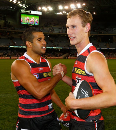 Footy!Saad! I love you best. <3333 And Jimmy Webster, gosh you're awkward looking, bless you.