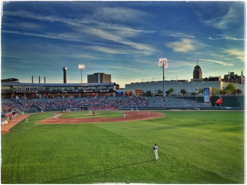 Cooley Law School Stadium Home of the Lugnuts