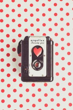Fine Art Photography vintage camera retro red by libertadleal on We Heart It. http://weheartit.com/entry/59495857/via/NutellaAndStrawberries