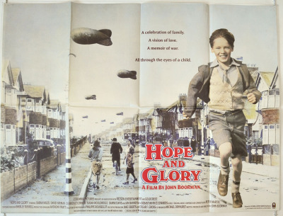 Films Watched in 2013: 45/xxx Hope and Glory - John Boorman (2/5) The second-worst film I've ever seen that was up for major Academy Awards. Abrupt tonal shifts all over the place, and 4 out of 5 characters are massive idiots. At least it's good as a portrait of what war does to the civilian population.