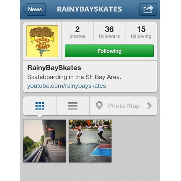 Go follow the new @rainybayskates instagram for sick skate photos and info on new vids #rainybayskates #yesthisisashoutout @rainybayskates @rainybayskates @rainybayskates