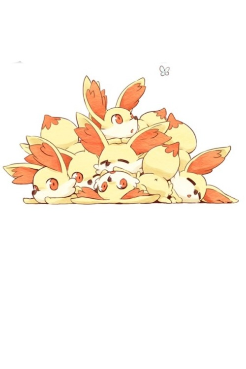 pokemon4u:  For those of you who can't get enough fennekin.http://pokemon4u.tumblr.com