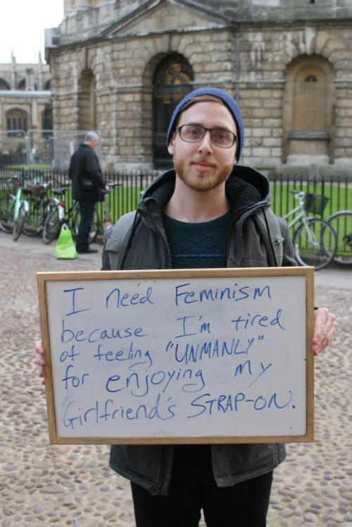 Oxford University students on why we need feminism