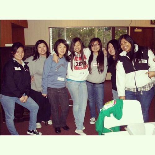 #throwbackthursday #tbt #Co-Hi #2008 @shawtytlo @meiscakez @chopstickz4lyfe @lovingliooo