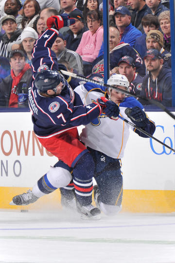 ST. LOUIS BLUES VS. COLUMBUS BLUE JACKETS