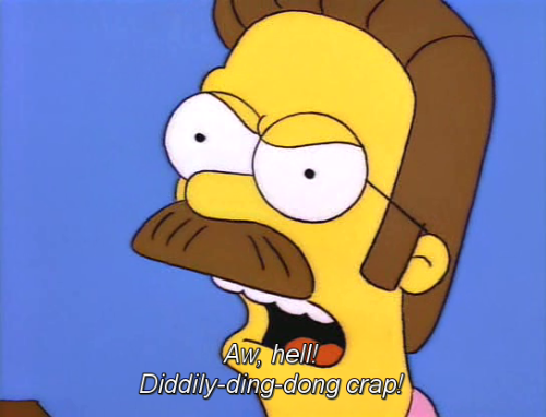 memewhore:  Stupid motherfucking Flanders!