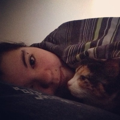 I enjoy mornings like this. <3 #Smudge #smudgey #cat #kitty #kittycat #kitten #cute #dumb #cuddles #sleep #like #comment #follow #followme #kik #kikme #catsofinstagram #kittensofinstagram