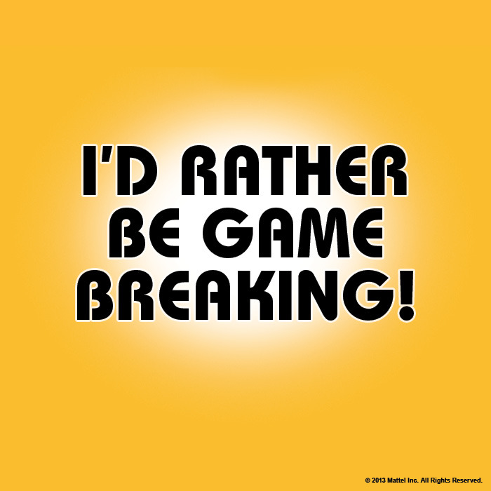 Always find time for a #GameBreak!